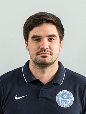 Алексей Панфилов руководитель спортивного отдела