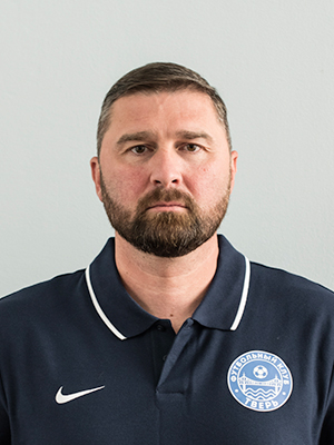 Максим Фролкин тренер вратарей