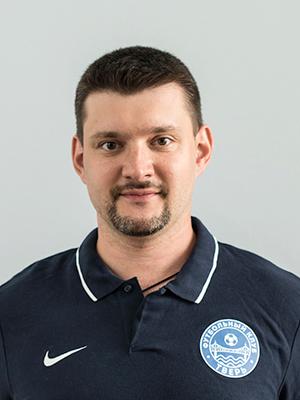 Роман Мигаль врач команды