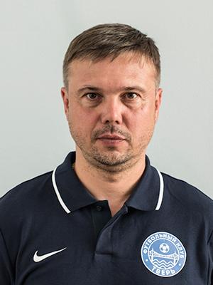 Виталий Дегтярев начальник команды