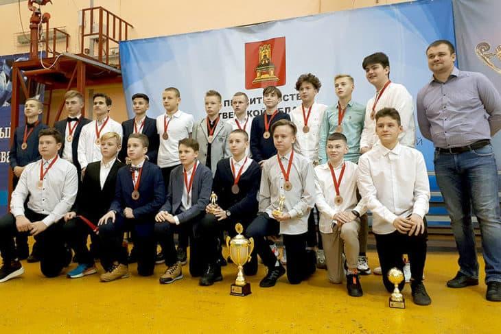 ФК «Тверь» принял участие в награждении юных футболистов