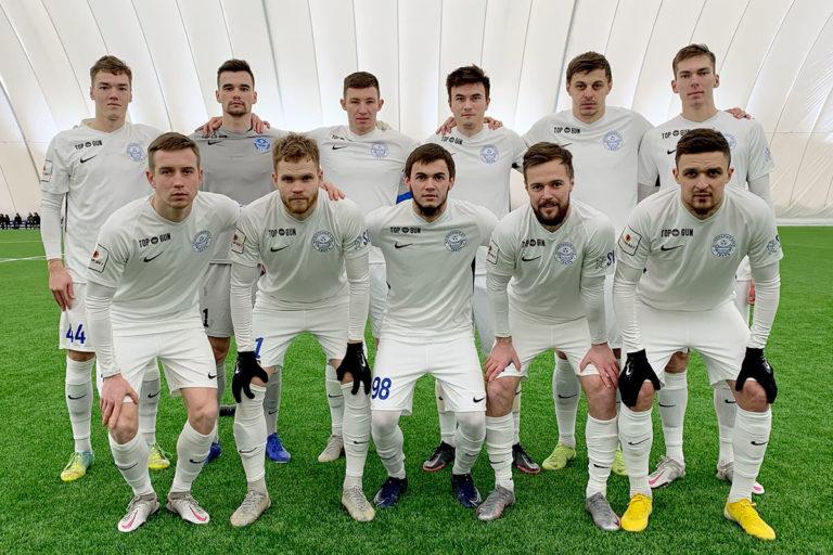 ФК «Тверь» одержал уверенную победу в Витебске