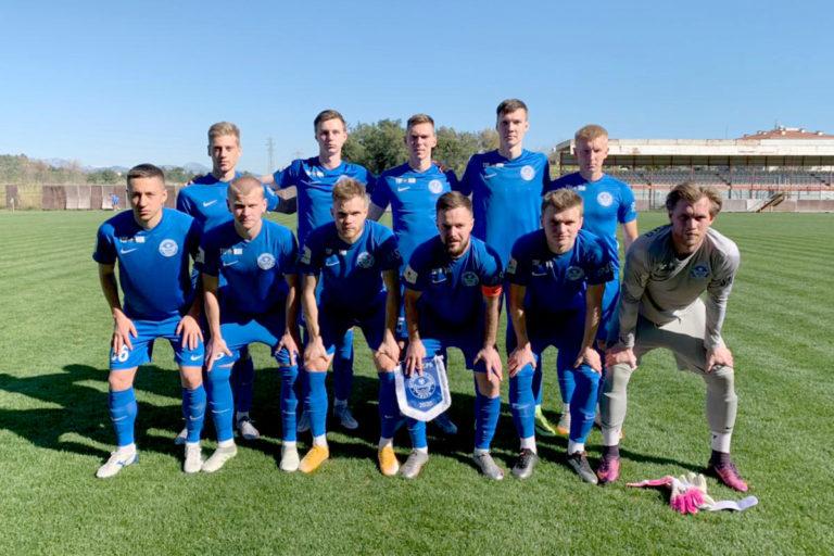 В матче с казахстанским «Кыраном» тверская команда проверила ближайший резерв