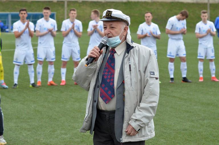 Свой матч ФК «Тверь» посвятил Дню Победы