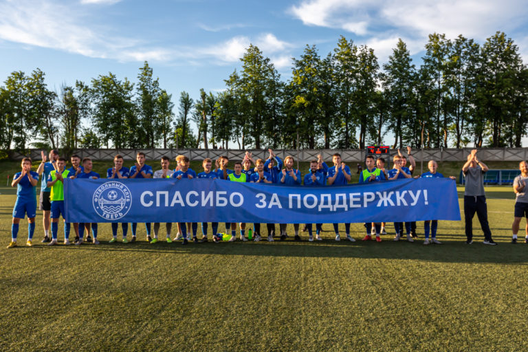 Мамука Аджоев: Буду рад, если получится вернуть футбольному клубу название «Волга»