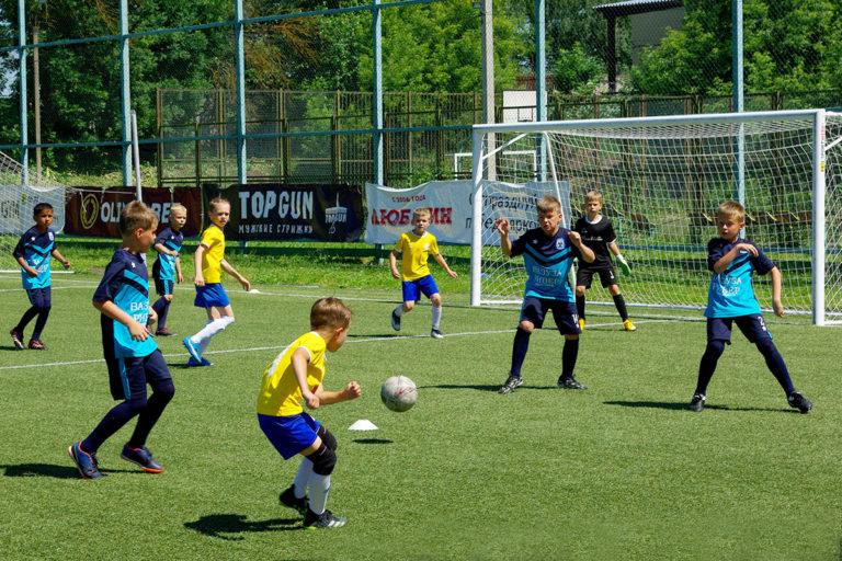 Всемирный день детского футбола прошел при поддержке ФК «Тверь»