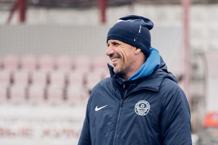 Главный тренер ФК «Тверь»: «В футболе невозможно отмотать пленку и переиграть эпизод или весь матч»