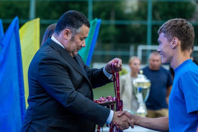 Награждение бронзовыми медалями. 14.07.2021