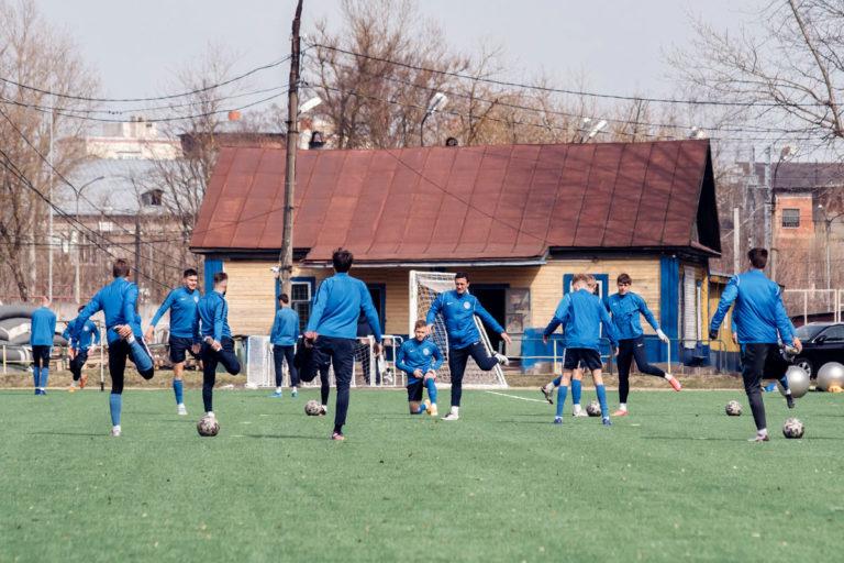 Стадион «Текстильщик» станет домашним для ФК «Тверь»