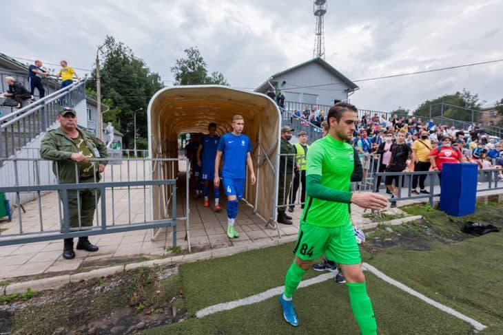 «Тверь» после победы над «Ленинградцем» возглавила турнирную таблицу